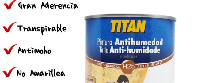 Pintura Antihumedad H25